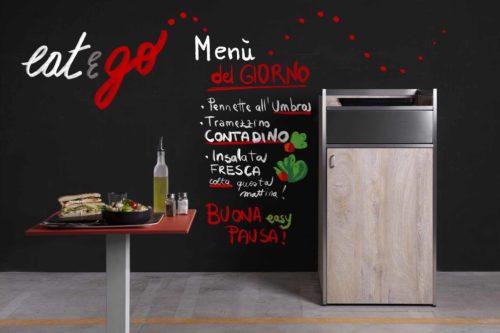 Eat&Go modular units
